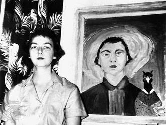 flannery-oconnor-self-portrait.jpg