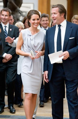 Kate Middleton deslumbrante