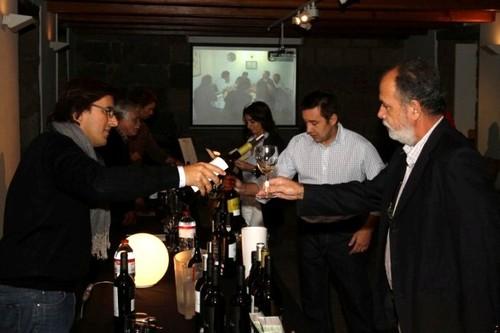 Bom ambiente e vinhos de qualidade...