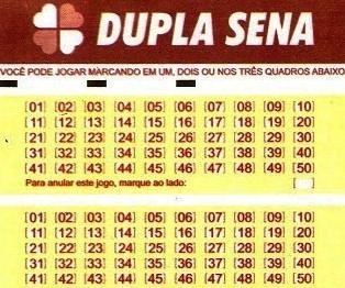 Dupla-Sena 1255