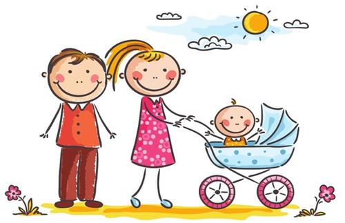 Resultado de imagem para parentalidade cartoon
