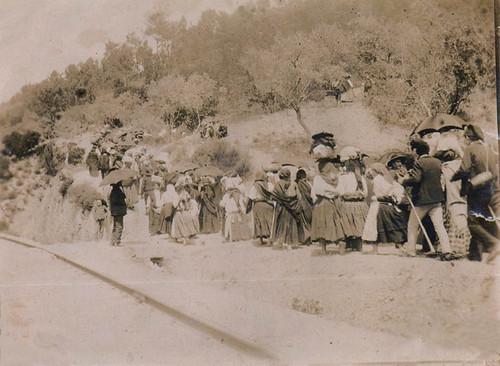 Subindo para o Senhor da Serra. 1901.jpg