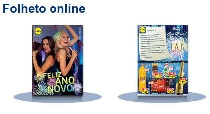 Folhetos LIDL Online