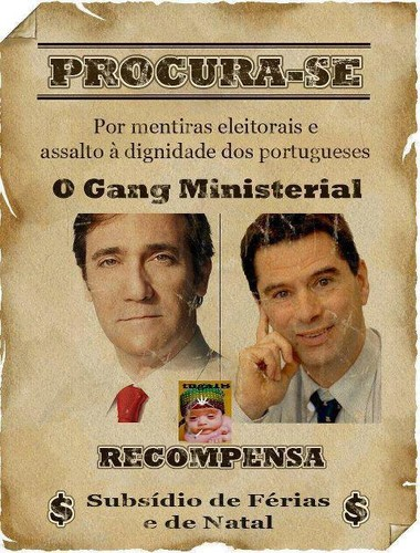 Gang ministerial