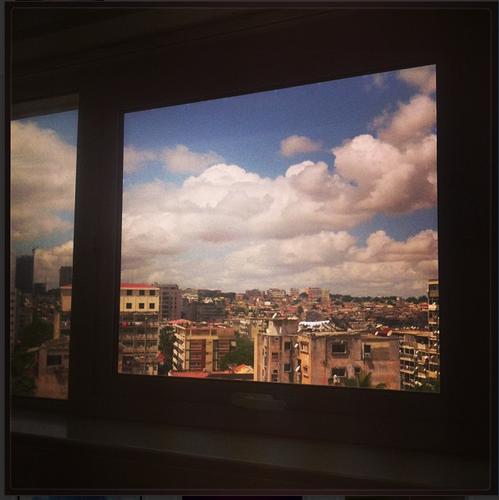 Luanda em jeito de cartoon animado/foto@May