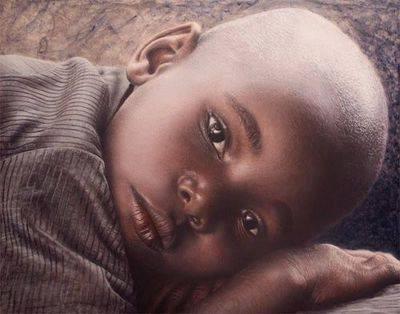 Criança negra