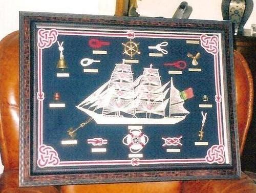 quadro de marinheiro