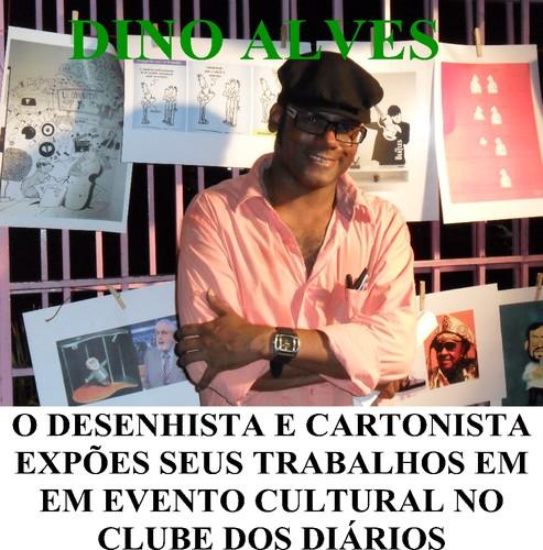 DINOS ALVES/NOITE CULTURAL
