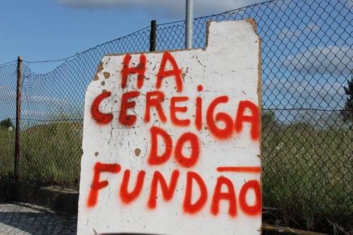 Há cereigas (cerejas) do Fundão, Pegões (L. Gonçalves, 2012)