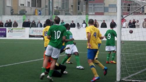 Fase do jogo Beira Mar- Almada.