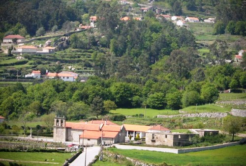 Igreja Paroquial de Santa Marinha de Padornelo
