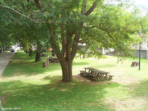 Vila de Góis - Jardim: Parque de merendas