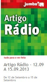 Artigo Rádio - Jumbo de 12 a 15 Setembro