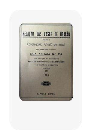 CCB/RELATORIO 1936