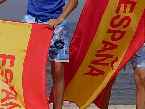 vamos à la playa - España
