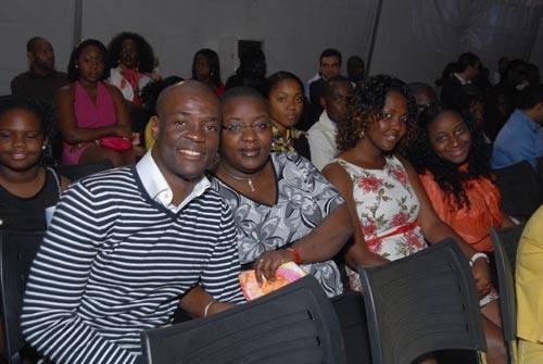 Calado Show entre os convidados a assistir o AFW