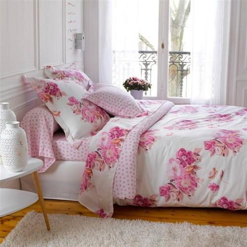 Quarto (vestido) em tons rosa Decoração e Ideias ~ Quarto Rosa Romantico