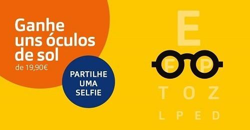 ee73f9ccd Passatempo Óculos de Sol - MultiOpticas (Facebook) - Passatempos4Free