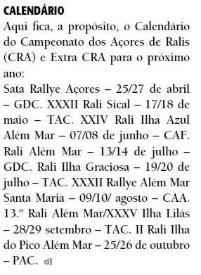 Excerto do Diário Insular de ontem...