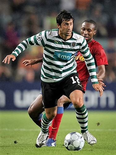 Marco+Caneira+Barcelona+v+Sporting+Lisbon+ITIb4H82