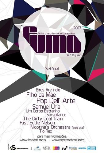 FUMO - Festival Urbano de Música e Outras Coisas