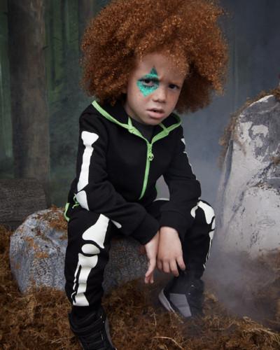 Primark Halloween Kids Skeleton jumper E10 $11, Sk