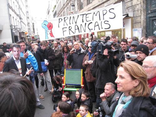 Printemps Français vs. G.O.F. (Paris, 24/5/2013)