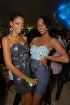 As manequins do AFW 2011