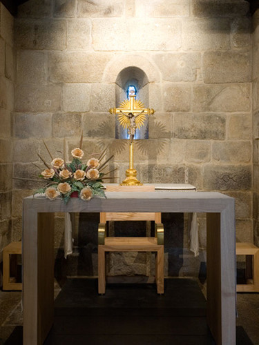 Cabeceira da Igreja