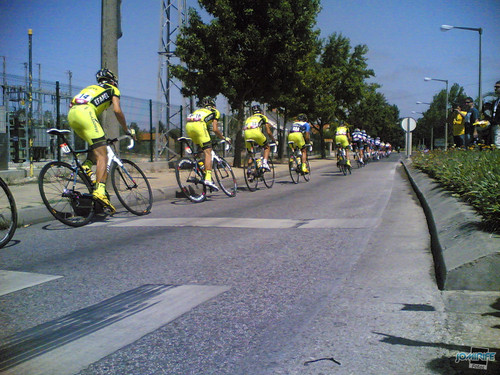 Volta a Portugal em Bicicleta 2012 Pelotão Efapel