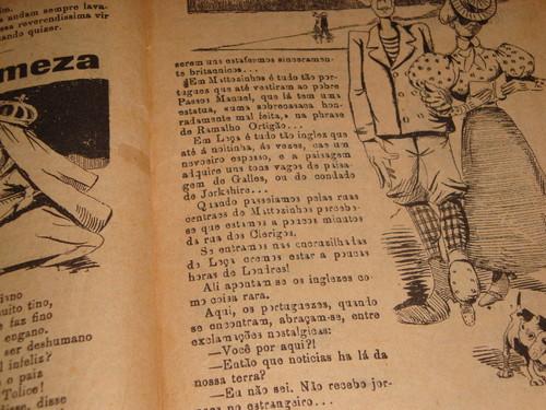 Leça da Palmeira versus Matosinhos - escritos da epoca