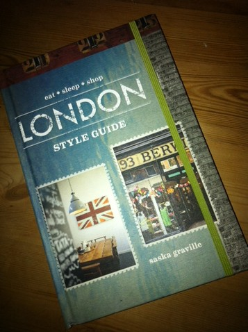 London Style Guide cover