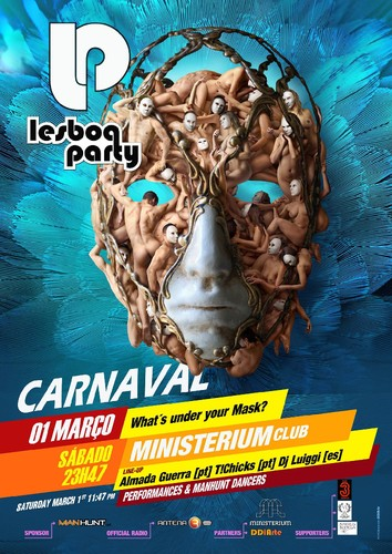 LESBOA PARTY_CARNAVAL 2014 CARTAZ