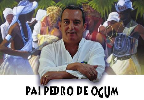 Conheça o Facebook de Pai Pedro de Ogum