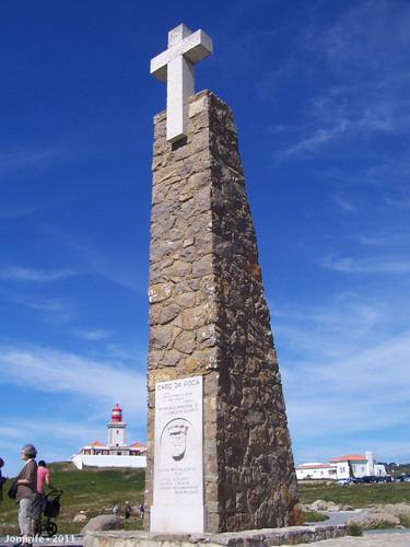 Sintra: Cabo da Roca - Monumento