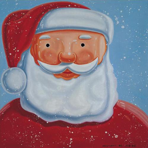 Shen_Jingdong_-Santa_Clause_2009