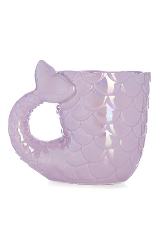kimball-missing-mermaid mug purple, grade missing,