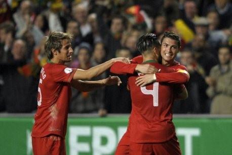 Portugal ganhou à Suécia