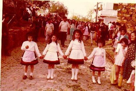 foto tirada em Abril de 1973