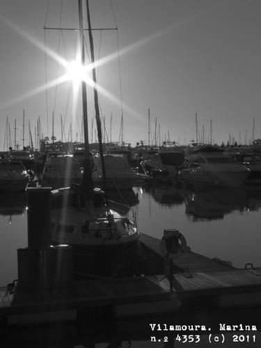 Vilamoura. Aspecto da marina. (c) 2011