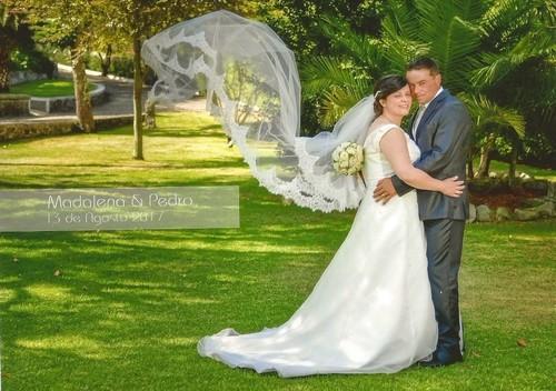 Madalena Pereira Rodrigues casou Agost 2017 Simão