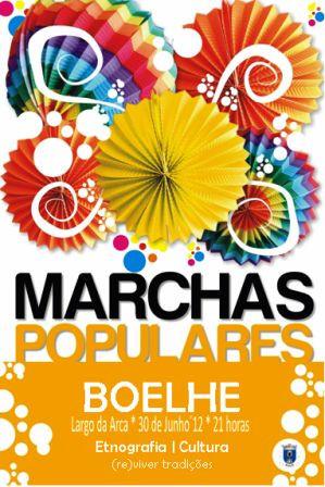9ª edição das Marchas Populares na freguesia de Boelhe