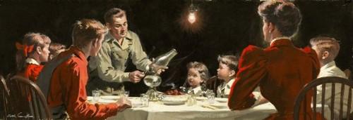 jantar de vizinhos