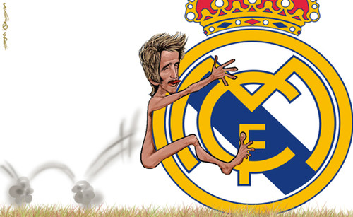 Real Madrid, meu amor