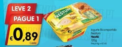 Acumulação L2P1 + 50% desconto | MINI PREÇO | Nestlé, de 16 a 29 janeiro