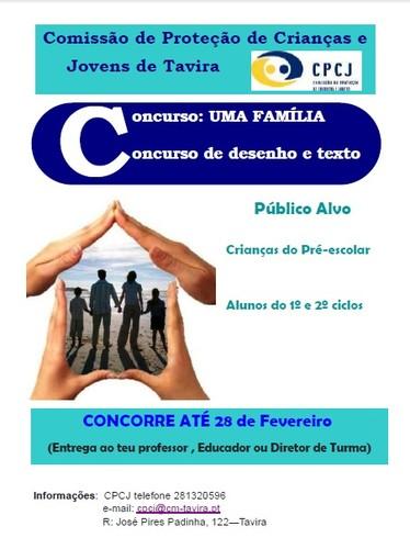 Para ter acesso ao Regulamento e Ficha de Inscrição. Solicite através do mail: CPCJ@cm-tavira.pt