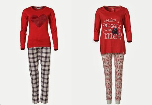 Primark Pijamas - Coleção Outono Inverno 2013 2014 - Tendências e Moda 2de4b1353b