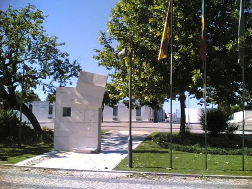 Cantanhede: Estátua heróis da guerra