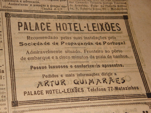 Palace Hotel - Leixoes