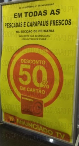 Avistamento de descontos | Continente |, até 50%